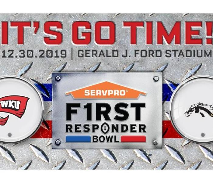 It's go time! First Responder Bowl set for December 30th at 12:30 PM