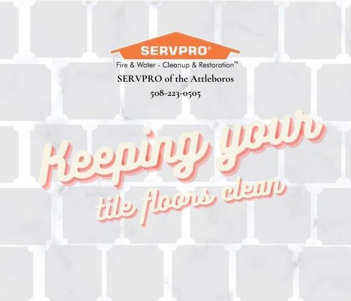 keeping your tile floors clean