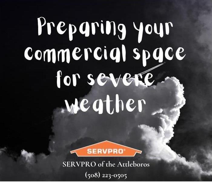 Preparing your commercial space for severe weather