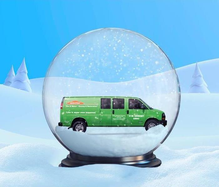 Why SERVPRO How to Fight Winter Weather in New England