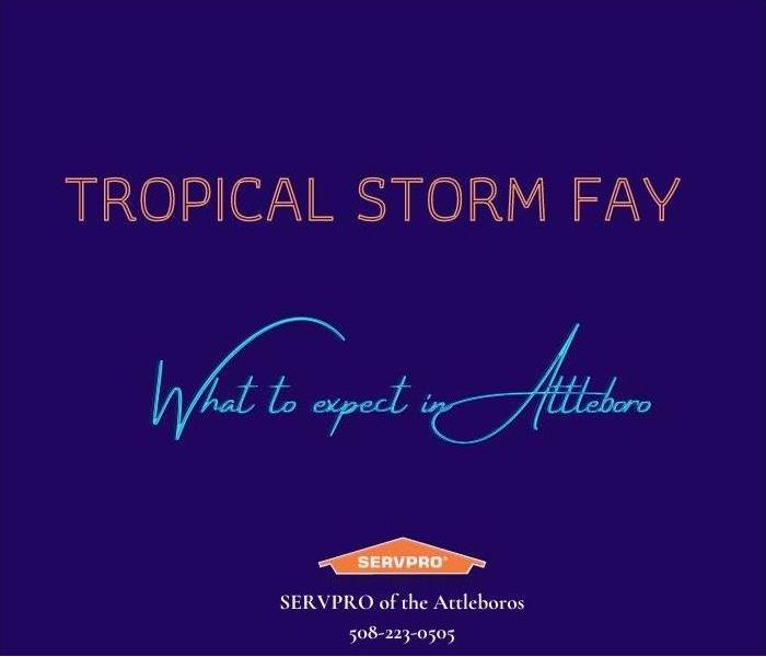 Tropical Storm Fay what to expect in Attleboro