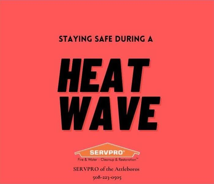 Staying safe during a heat wave